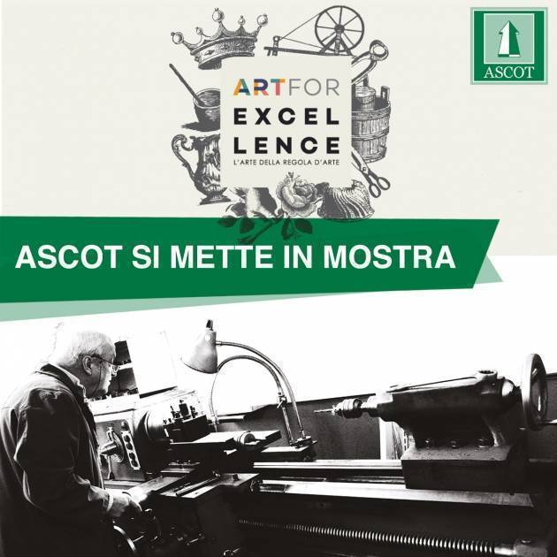 Ascot Ascensori si mette in Mostra