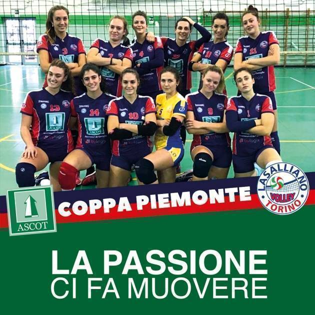 Ascot e Lasalliano Volley: mossi dalla passione