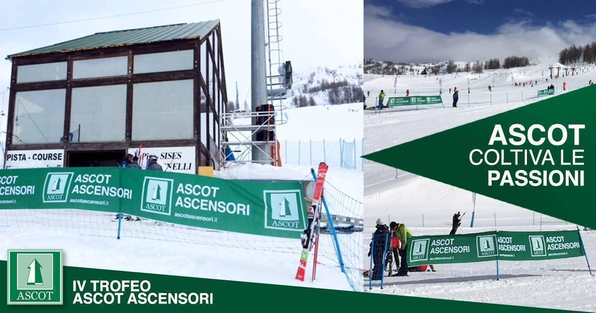 Ascot sostiene tutti gli sport!