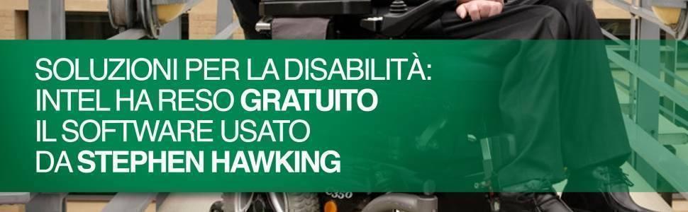 Un software per le persone con disabilità